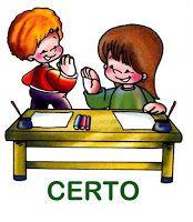 Regrinhas de convivência para educação infantil