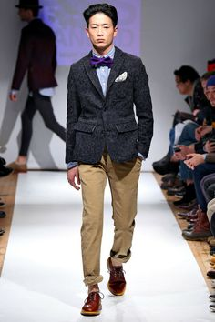 Mark McNairy New Amsterdam | Fall 2013 Menswear Collection | Style.com