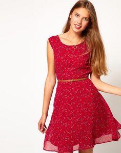 vestidos casuales juveniles - Google Search