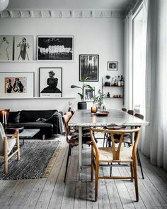 Fav spaces featured on DDD's inspiration station this week. Don't forget to follow us on instagram too, @dailydreamdecor