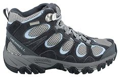 Women's Merrell, Hilltop Vent Mid Waterproof Hiking Shoe CASTLEROCK 7.5 M * You can find more details at https://www.amazon.com/gp/product/B00Y393326/?tag=homeimprtip08-20&pvw=170816234851