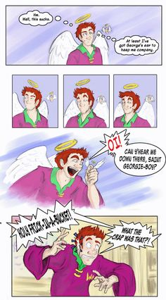 Fred in Heaven lol