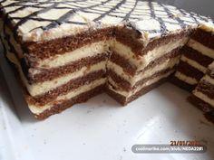 """Iako naziv ovog kolača nije baš """"nešto"""" - vjerujte mi kolač je o d l i č a n ! Mekan,sočan,lijep na tacni i još nešto-jeftin ! Lagan za napravit i ne može da ne uspije ...... Probajte,pa se uvjerite !"""