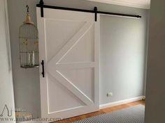 Latest Cases of Barn Door Installation Tall Cabinet Storage, Garage Doors, Barn, Cases, Furniture, Creative, Home Decor, Ideas, Doors