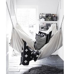 this could possible be the best place ever to spend a rainy morning