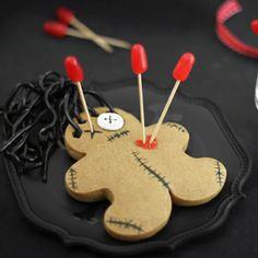 Sprinkle Bakes: Voodoo cookies!