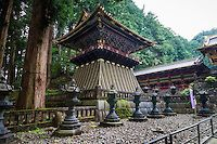 Gateway at Nikko Toshogu shrine (1617 CE) Japan