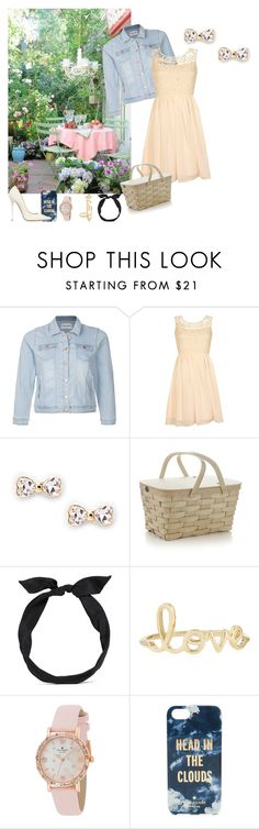 """""""Picnic Outfit"""" by jaylaspin ❤ liked on Polyvore featuring interior, interiors, interior design, home, home decor, interior decorating, JunaRose, Sole Society, Crate and Barrel and yunotme"""