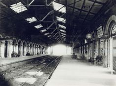 Central Railway Station, Sydney - Gallery - State Records NSW