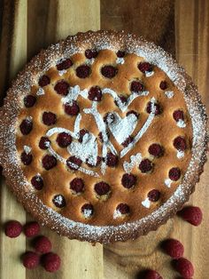 Raspberry Torte . The easiest cake you will ever make! Simple yet stunning. Check out my blog to see how you can make this a dinner party worthy dessert! www.lifesastew.com Raspberry Torte, Sugar Icing, Baking Parchment, Cake Mixture, Ground Almonds, Cake Tins, Dinner, Simple, Check