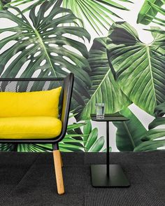 Instagram: @designmilk: @gv_interiors was tasked with outfitting the Manhattan #offices of South African #advertising firm #Barrows in one of #Soho's Art Deco buildings. Raised in South Africa, Viñas was the ideal person for the job allowing her to explore cultural references within a #modern work environment. Throughout the #office, you'll spot energetic patterns and bold #colors, along with #contemporary #furniture decor from brands like @viccarbe @blastation @garowland @flavorpaper