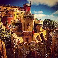 Sintra-Portugal. #travel #travelagency #portugal #fun #holiday #happy