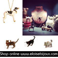 ** Colares Originais Eloise Bijoux ** www.eloisebijoux.com