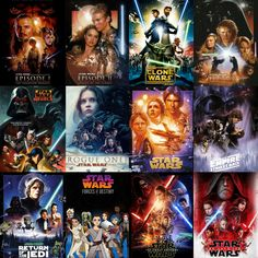 What Star Wars movie/programme is your favourite? Comment below⬇️ starwars maytheforcebewithyou starwarsfans films lightsaber Star Wars Film, Star Wars Meme, Star Wars Day, Star Wars Fan Art, Star Wars Poster, Star Wars Rebels, Walt Disney, Rogue One Star Wars, Star Wars Painting