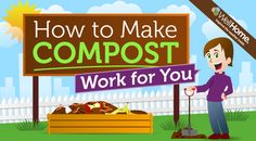 Which Composting Method is Best for You? Infographic Helps You Decide : TreeHugger