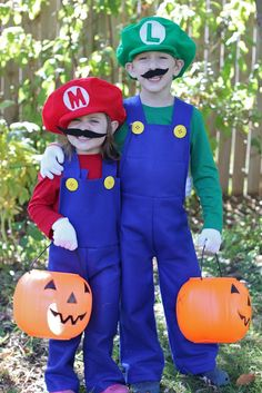 23 Super Mario and Luigi Costumes For Halloween (Updated: Sept.