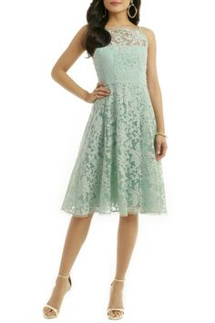Rent Spearmint Alina Dress by Nanette Lepore for $35 only at Rent the Runway.