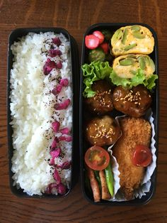 Bento Bento Recipes, Bento Ideas, Cooking Recipes, Cute Food, Yummy Food, Eat This, Sushi, Vegan Meal Prep, Recipes From Heaven