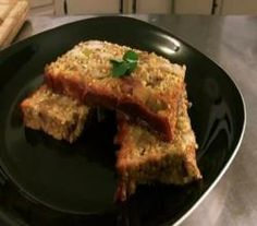 Vegan Meatloaf - The Vegan Zombie Recipe Video by The Vegan Zombie | ifood.tv
