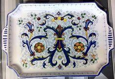 Ricco Deruta con manici | Ceramiche Rinascita
