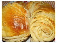 A vida de Nessy: Croissants Brioche (MFP)