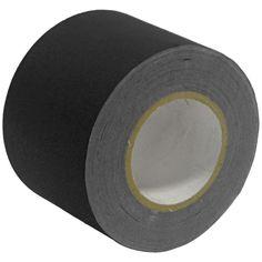 Gaffer's Tape - Black - 4 inch