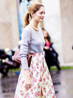 How to get a small waist: here's one fashion trick that really works! via @WhoWhatWear