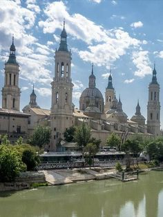 Cathedral-basilica of Our Lady of Pillar of Saragossa, Spain