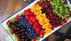 summer fun with fresh fruit!