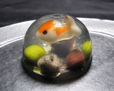 Goldfish (not real) jelly