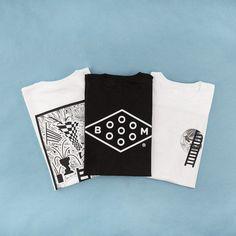 New Booooooom T-Shirts in our Shop! Check em out: https://shop.booooooom.com/