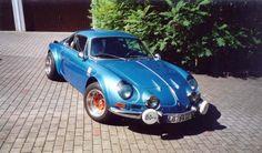 Alpine A110 (1963, Francia)