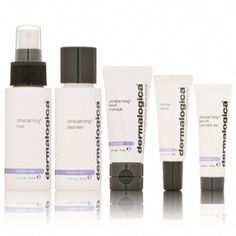 Dermalogica Ultracalming Kit If you have frequent skin redness or rosacea, this starter kit is AMAZING. It helped reduce redness in my cheeks and left my skin incredibly soft. The Barrier Repair and The Ultracalming Serum Concentrate are my favorites!!!