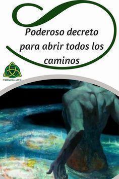 Poderoso decreto para abrir todos los caminos #decreto #abrecaminos #oracion
