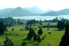 Le Club de golf du Bic, l'un des plus beaux clubs de golf au Québec!