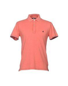 BROOKSFIELD Men s Polo shirt Light purple 38 suit f85a403546f3c