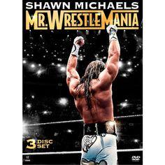 Wwe: Shawn Michaels - Mr. Wrestlemania (