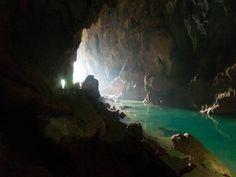Dark Cave in Phong Nha, Vietnam! TillTheMoneyRunsOut's Profile - Trover