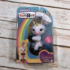 WowWee Fingerlings Interactive Baby White Unicorn Gigi Toy 2017 Toys R Us NEW | eBay Modern Toys, White Unicorn, Toys R Us, Snoopy, Fun, Baby, Fictional Characters, Fin Fun, Babys