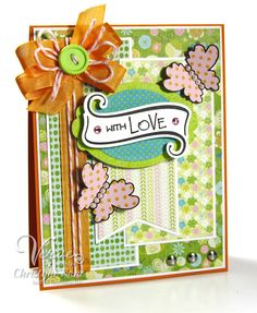 Stampin with Sugar: April Diva Dare - Day 7