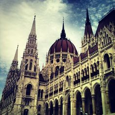 Parlament: largest building in Hungary, tallest in Budapest (visit: 8-4we/6wd, $18.50/adult)