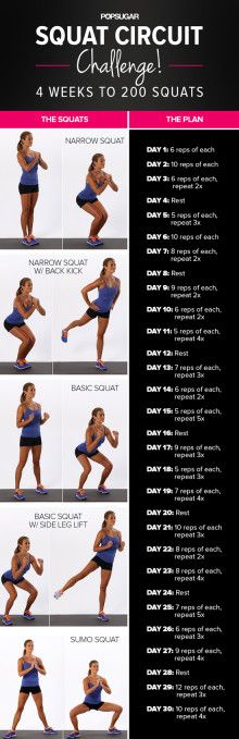 hard to read but potentially the best but workout you've ever had. the old squat.
