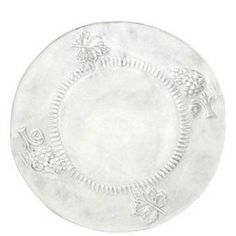 Grape Dinner Plate by Vietri