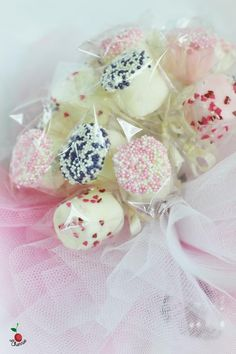 Marshmallow Pops Bouquet