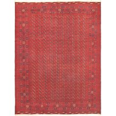 eCarpetGallery Hand-knotted Finest Khal Mohammadi Red Rug - 9'6' x 12'6' $1,699.09
