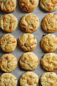 Loaded Baked Potato Scones | The Candid Appetite #potato #savory #scones