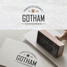 Create a logo for Gotham Furniture Designs, a custom furniture maker by…