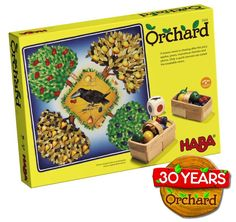 Orchard Game - Family Board Game   HABA USA