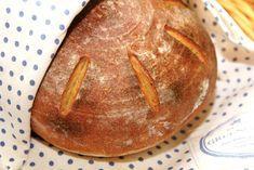 kváskový... krok za krokem How To Make Bread, Different Recipes, Pavlova, Tofu, Food Inspiration, Bread Recipes, Baked Potato, Bakery, Food And Drink