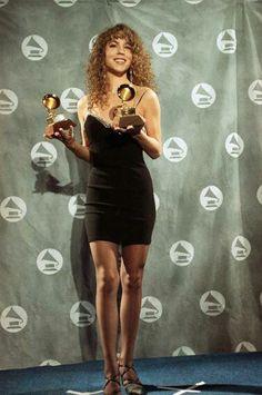 Mariah Carey #1991 #Grammys #mariahcarey